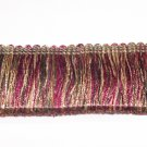 "2""Brush Fringe-21420-HVNY19,  6+yards TAKE ALL 59.95-FS"