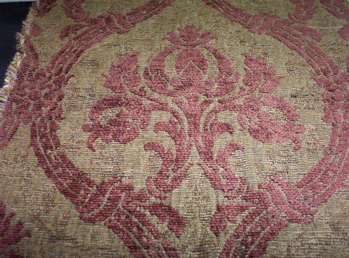 Chenille Fabric Sample-3.75