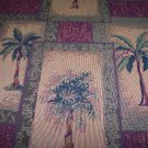 Palm Tree Tapestry Fabric  22.95per yd-FS