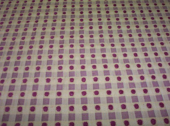 Garden Spot  Chenille Red Yellow 34.95per yd-FS