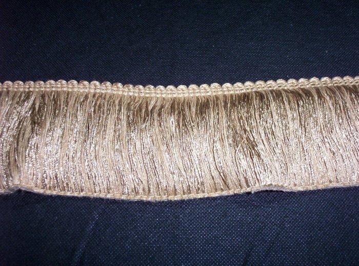 "3"" Cut Brush Fringe E16 Camel, 011698 16.99"