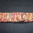 "2"" Loop Fringe, Chenille,304/603- 16.95yard-FS"