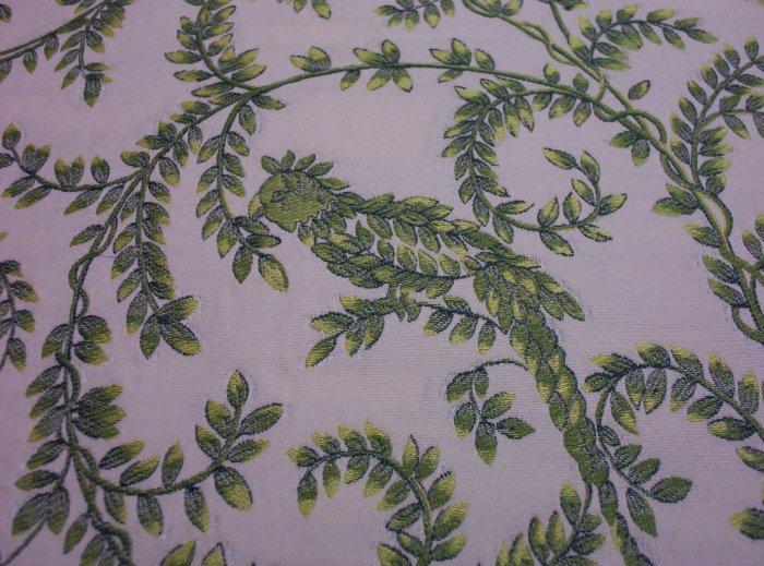 Scalamandre Parrott Vines Fabric  39.95per yd