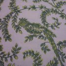 Scalamandre Parrott Vines Fabric  39.95per yd