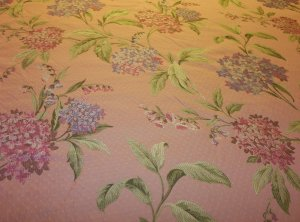 Tisbury, Color Petal Fabric   12.50 1/2 yard