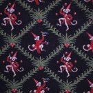 Whimsical Monkey Woven Tapestry $24.99 per yard