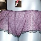 size 14 ex debenhams pink boy short knickers mesh BNWT