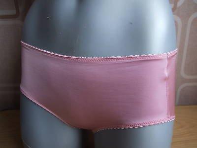 s 10 to12 jasmine pink gossard Cosmetix knicker short