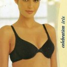 34g ballet black smooth plunge bra brand new with tags