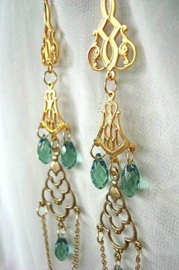 Kali Earrings