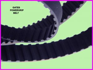 ** Gates Synchronous PowerGrip Timing Belt 655H200 / 92578456 NEW **