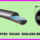 "** Gates Round Endless 90"" x 3/8"" RE Belt 6x90 / 88201460 / 8820-1460 NEW **"