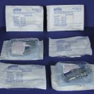 * 6 Complete Hollister Apogee 7-Pc Catheter Insertion Kits 6100A IC Cath NEW *
