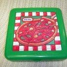 Little Tikes Pretend Pizza in Storage Case