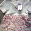Gymboree 100% Cotton Dress Size 6/12 Months NWT