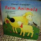 Funny Fingers Farm Animals (HC03)
