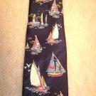The Children's Place Boys Sailboat Necktie (HC25)
