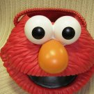 Elmo Face Bucket 1997 Jim Henson Productions Applause (TFL)