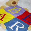Baby Connection Bear Blankie (HC13)