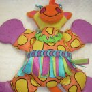 Sassy Animal Tether with Soft Silky Taggie Ribbon Skirt, Tail, Hair