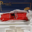 Welly American Mint Diecast Metal1957 Red Chevrolet Corvette Collectible 1:24 (HC44)