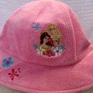 Disney Store Princess Terry Cloth Beach Pool Hat (HC19)