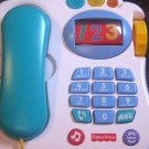 Mattel Fisher Price Lets Learn How To Count Talking Phone 2002 (HC01)