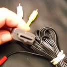 Super Nintendo Game System Output Video Cable (HC44)
