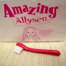 Playmates Toys Amaing Allysen Replacement Tooth Brush