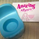 Playmates Toys Amaing Allysen Replacement Blue Potty Chair