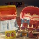 Playskool Hasbro Dollhouse Precious Twins Nursery Set 1993 (HC10)