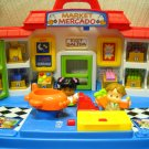 Mattel Fisher Price Little People Shop N' Learn Market 2006