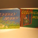 Goodnight Moon & The Runaway Bunny by Margaret Wise Brown