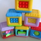Touch Sensations Peek A Blocks by Fisher Price (HC45)