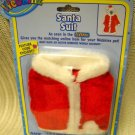 Webkinz Santa Suit Fits Most Dogs and Cats by Ganz (HC42)