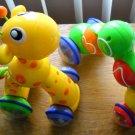 Giraffe and Catapillar Friction Floor Runners (HC21)