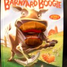 Barnyard Boogie Puppet Hard Cover Book by J. Post 2003 (HC46)