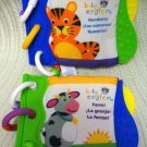 Baby Einstein Crinkle Tether Numbers and Farm Books