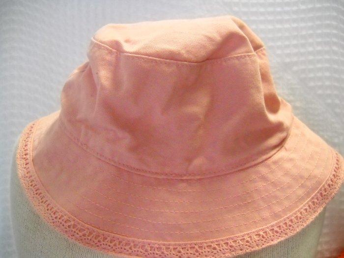 Old Navy Toddler Girls Brim Sun Hat (HC27)