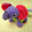 Tiny Love Hanging Rattle Crinkle Ears Elephant