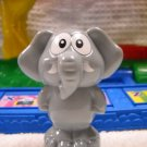 V-Tech Smartville Alphabet Train Station Replacement Animal Elephant