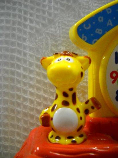 V-Tech Smartville Alphabet Train Station Replacement Animal Giraffe