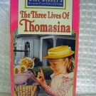 Walt Disney's The Three Lives of Thomasina VHS Video