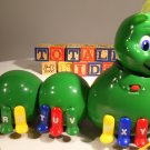 Leap Frog Counting Pals Catapillar Green