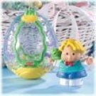 Fisher Price Little People Eddie Tippity-Top Egg (HC07)