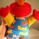 Hands Nose Mouth Tyco Elmo Plush (HC12)