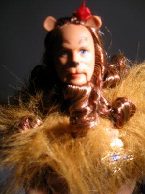 Barbie Ken as the Cowardly Lion in the Wizard of Oz by Mattel (HC02)