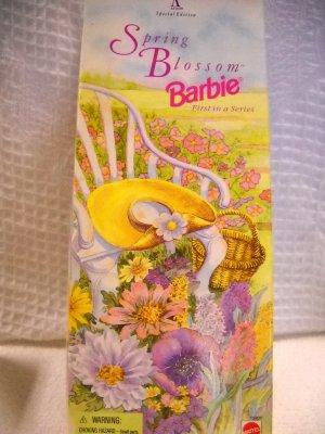 Spring Blossom Barbie by Mattel 1995 (HC42)