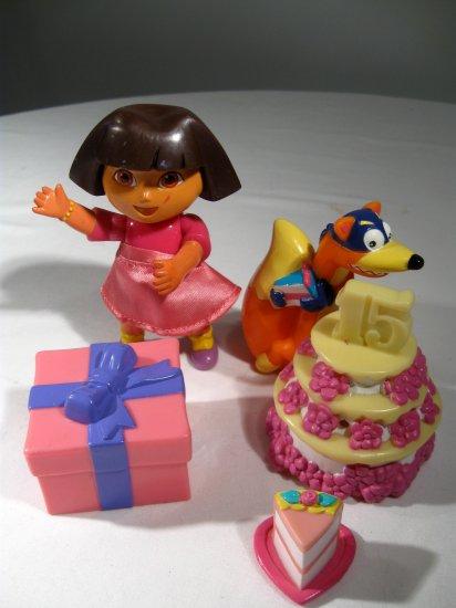 Birthday Dora by Fisher Price (HC10)