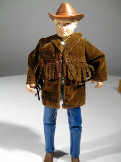 Loving Family Western Rider Jack by Mattel 2001 (HC10)